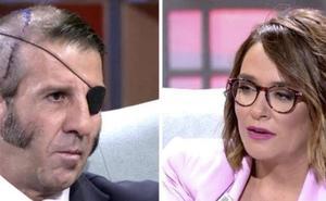 Toñi Moreno le cuestiona el toreo a Juan José Padilla en una entrevista