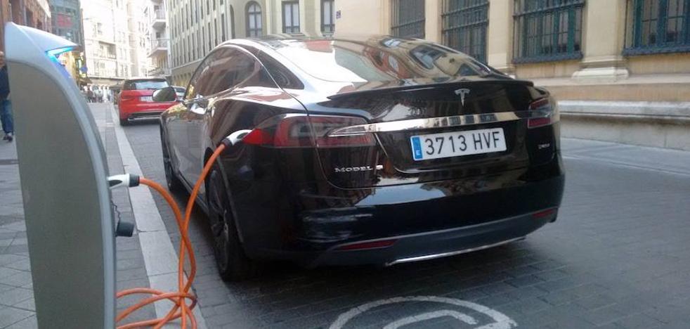 El repostaje de coches eléctricos empezará a cobrarse el 6 de agosto en Valladolid