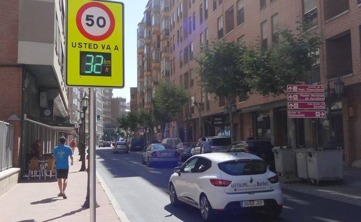 La calle San Quirce se reabre al tráfico