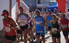 Ángel Gutiérrez y Verónica Sánchez triunfan en el Xalima Trail El Payo