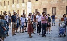 El primer semestre de 2018 registra el mayor número de turistas de la década
