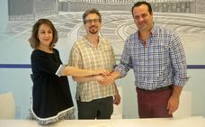 Ayuntamiento y Padres Paúles renuevan su colaboración para hospedar a familias desahuciadas