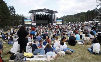 El Festival de Gredos acaba con 44 denuncias por droga