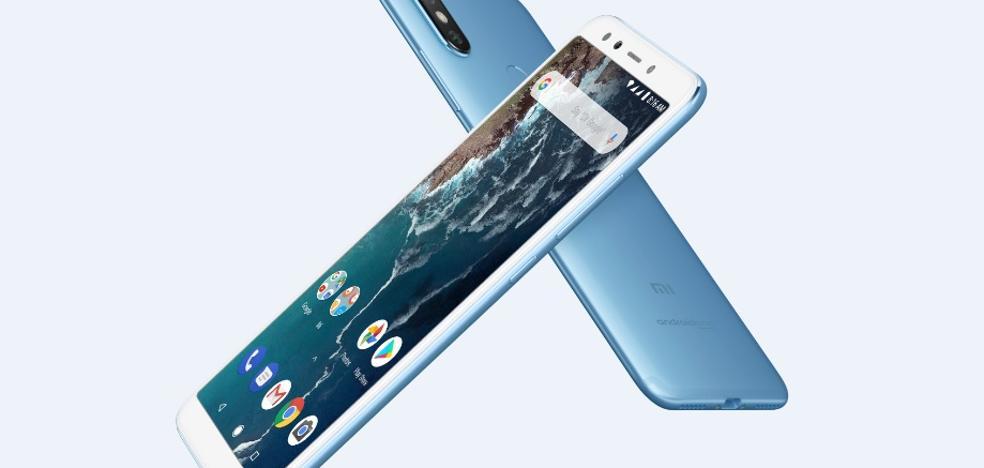 Así es el Mi A2, el nuevo móvil de Xiaomi