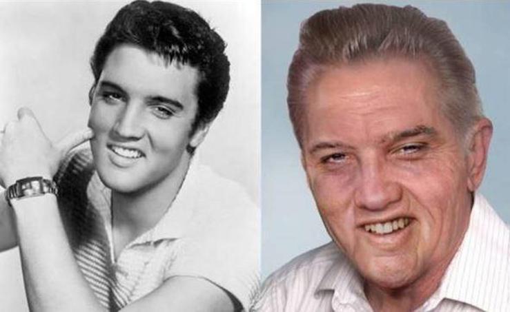 Recrean la cara de famosos fallecidos para ver cómo hubieran envejecido