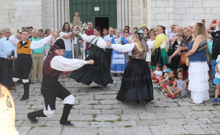 Celebración del Día de Galicia en Valladolid