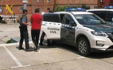 Detienen a un joven por robo en varios establecimientos en Villamuriel