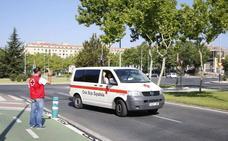 Un equipo de 13 voluntarios de Cruz Roja viaja desde Salamanca a Cádiz para reforzar la atención a los inmigrantes