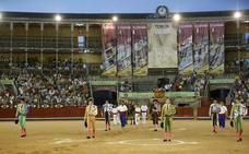 Ponce, El Juli y Roca Rey, el domingo 16 de septiembre en Salamanca