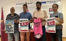 El Triatlón Ciudad de Valladolid tomará las calles este domingo