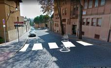 IU reclama más seguridad para los peatones en la calle Doctor Velasco
