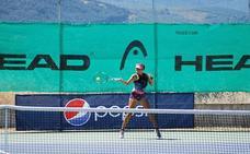 Arranca el cuadro femenino en el Open Nacional de Tenis Ciudad de Béjar