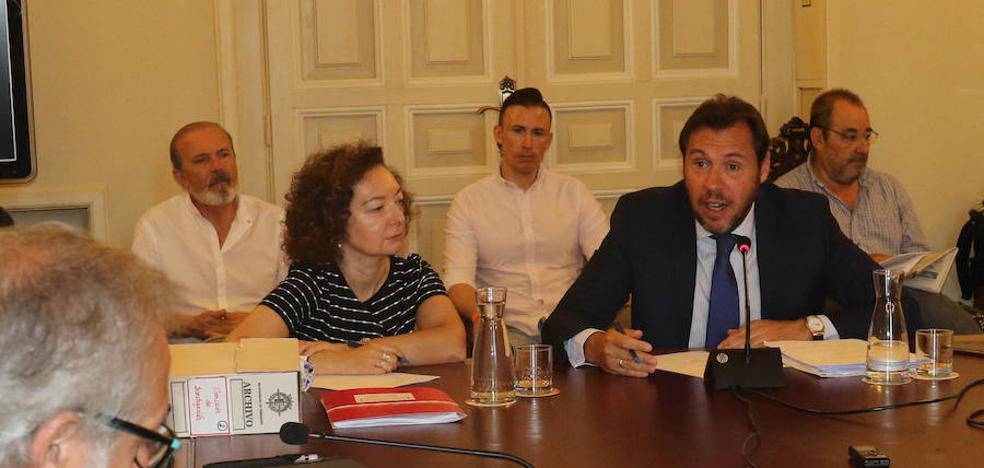 El debate político se inmiscuye en la comisión sobre el soterramiento en Valladolid