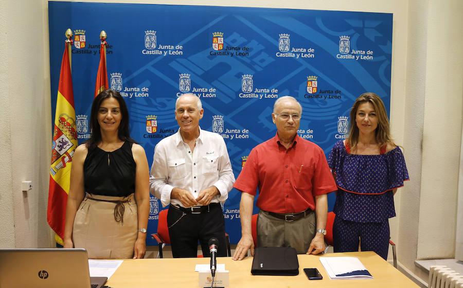 Palencia restaura seis monumentos arquitectónicos