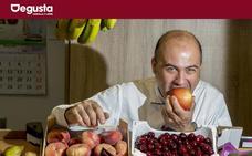 Frutas en la cocina