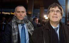 La Generalitat ficha como asesor al mosso que ayudó a Puigdemont a huir de España
