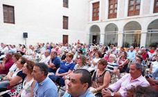 'Simancas Villa del Arte' inaugura una exposición de murales artísticos en la Semana Cultural de la localidad