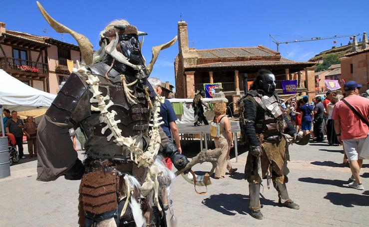 Feria Medieval de Ayllón
