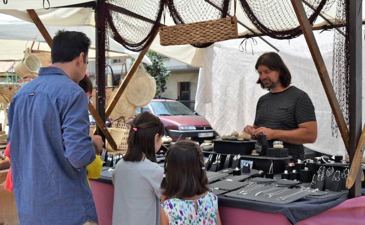 Feria de la Artesania en Cervera de Pisuerga