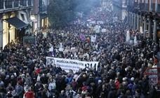 Valladolid redujo el pasado año a la mitad el número de protestas de los ciudadanos