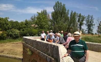 La residencia San Telmo realiza una excursión para conocer Palencia