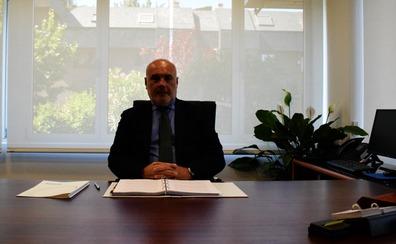 José Vicente Berlanga Arona, nuevo presidente de ENUSA