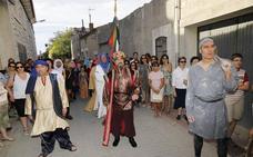 El municipio de Campaspero recrea sus orígenes