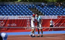 Mucho tenis bajo el sol