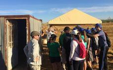 Arranca la tercera campaña de Intercatia en Paredes de Nava
