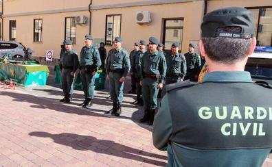 Cuatro detenidos por 181 robos en coches, varios cometidos en Segovia
