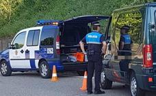 La campaña de control de furgonetas concluye con 22 denuncias en Valladolid