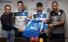 Gastón y Manu completan la plantilla del Recoletas Atlético