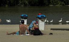 Rincones de Valladolid donde refugiarse del calor