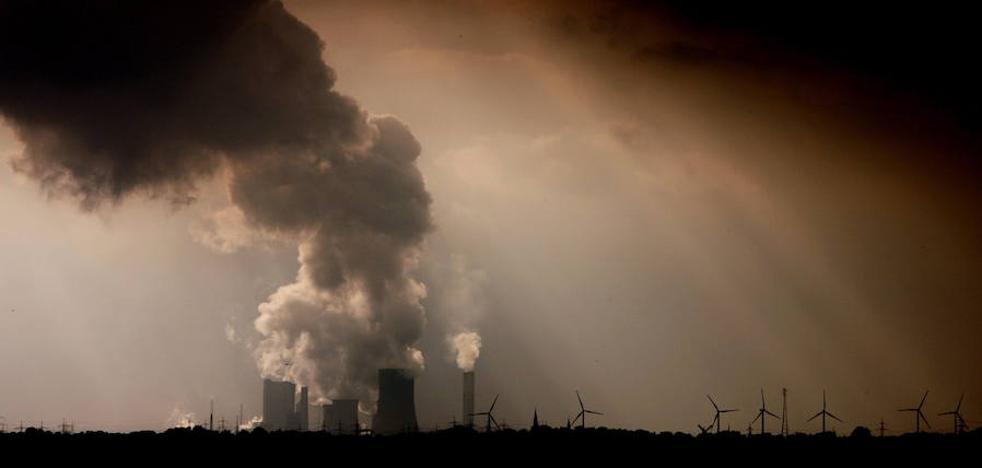 La emisión de gases de efecto invernadero bate su récord en 2017