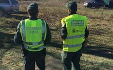 Guardia Civil denuncia a dos personas que cazaban de forma ilegal en un coto de caza de Viloria
