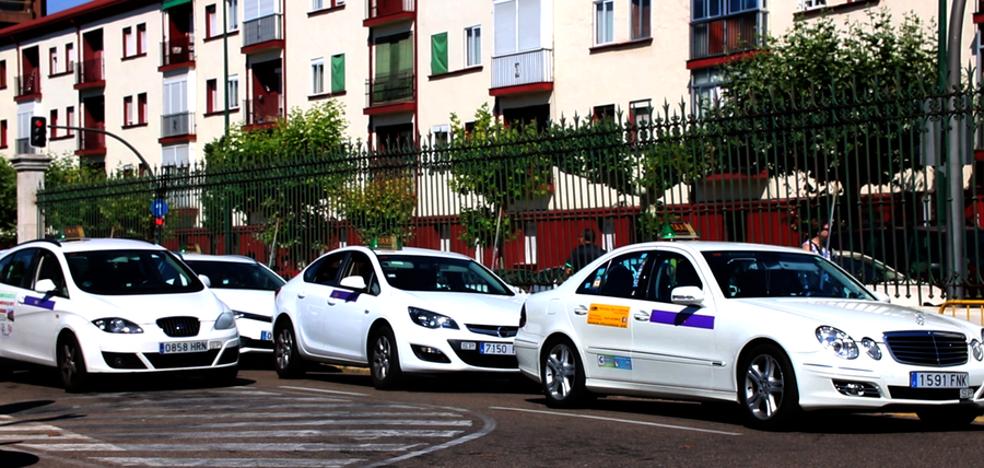 Los taxistas de Valladolid hablan sobre el conflicto con el sector de los VTC
