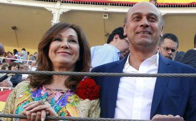 Ana Rosa rompe su silencio tras la detención de su marido