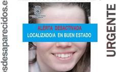 Encuentran en Granada a la adolescente alemana desaparecida hace diez días en Madrid