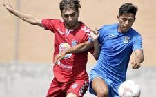 La Segoviana vence en Leganés y Conde marca en su debut (1-2)