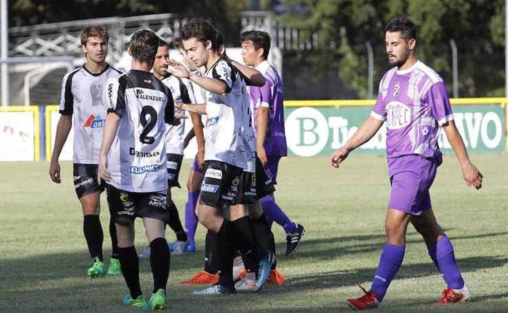 Partido amistoso C.D Becerril 0-2 Palencia Cristo Atlético