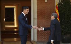 Sánchez elige el diálogo
