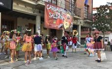 Saldaña revive los carnavales
