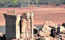 La asociación Arco pide que se exhiban en Aguilar los restos de la iglesia de Cenera de Zalima