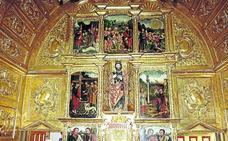 el retablo de santo tomás: una obra singular