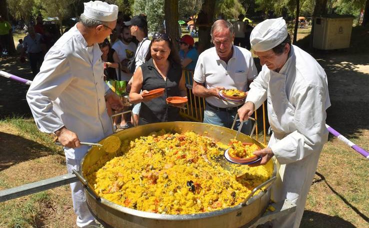 Paella de Olleros