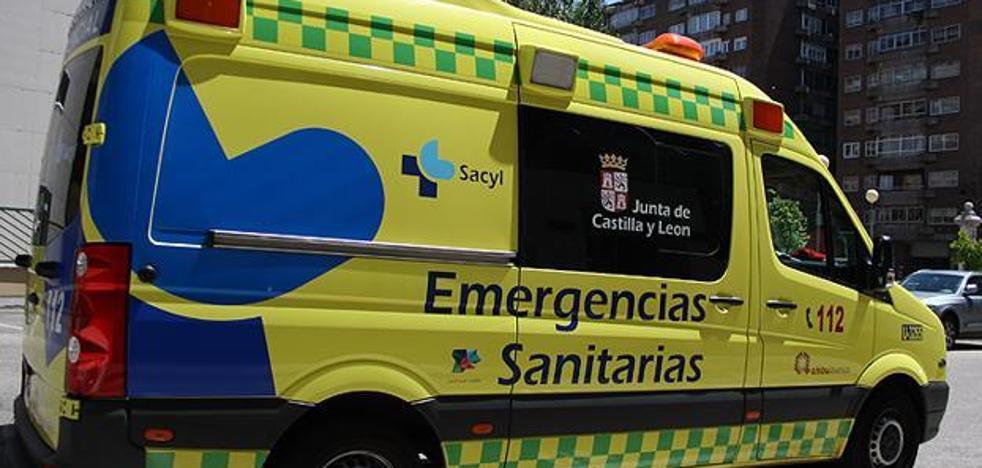 Fallece un camionero de 50 años en Pesquera de Ebro tras salirse de la vía