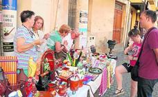 La feria de Baltanás promueve sus productos locales