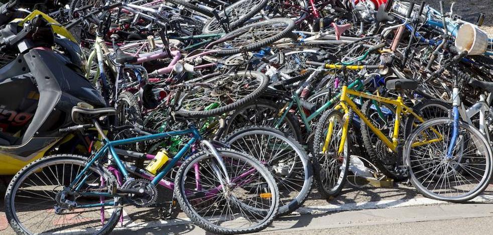 Valladolid entrará en septiembre en el registro de bicicletas contra los robos