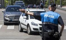 La Policía de Valladolid se suma a la campaña de control de velocidades