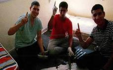 Los terroristas del atentado de Barcelona se grabaron preparando las bombas